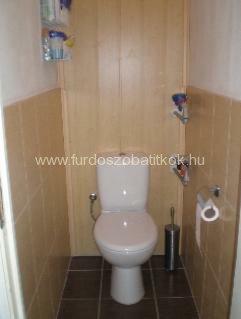 Egy pompás panel fürdőszoba Paradyz Bamboo-ból és a Szerencse Tündér - Fürdőszoba Titkok