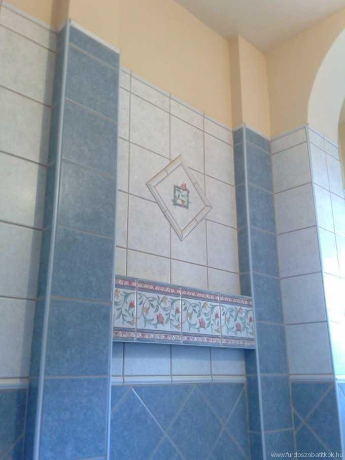 Megvalósult álom: Egy vérbeli mediterrán fürdőszoba - Fürdőszoba Titkok