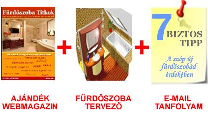 924a4fb3ae Ingyenes fürdőszoba tervező programok - Fürdőszoba Titkok