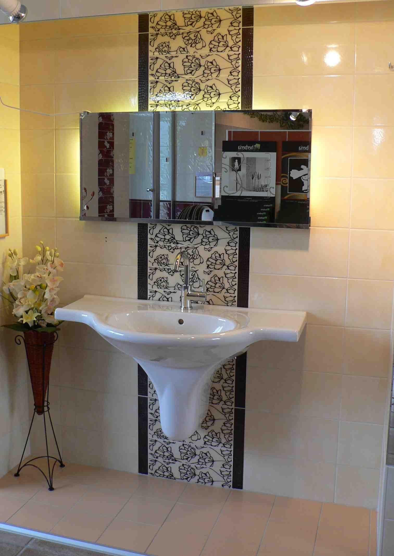 Fürdőszoba szalon mustra: Amitől még Audrey Hepburn is életre kel:) - Fürdőszoba Titkok