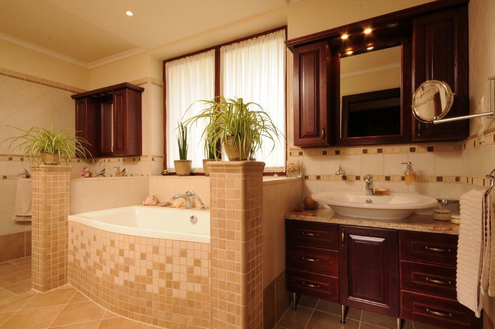 Lakberendezők bemutatják… Kamarás Borbála: Meseszép, rusztikus hangulatú fürdőszobák ...