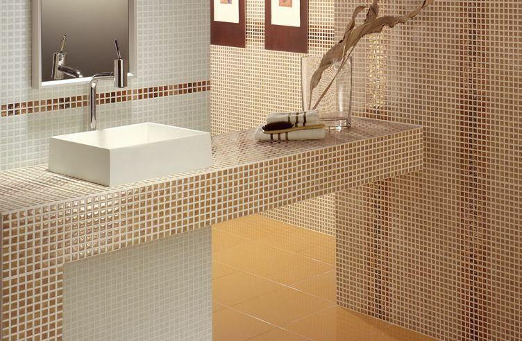 Fürdőszoba Csempe Csata 4.: Zirconio Atlantis mozaikcsempe - Fürdőszoba Titkok