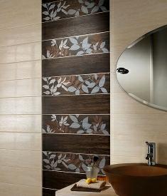 Novabell fa burkolat fürdőszobába