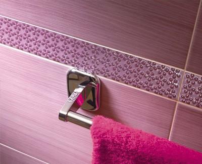 8 elbűvölő lila fürdőszoba - Fürdőszoba Titkok