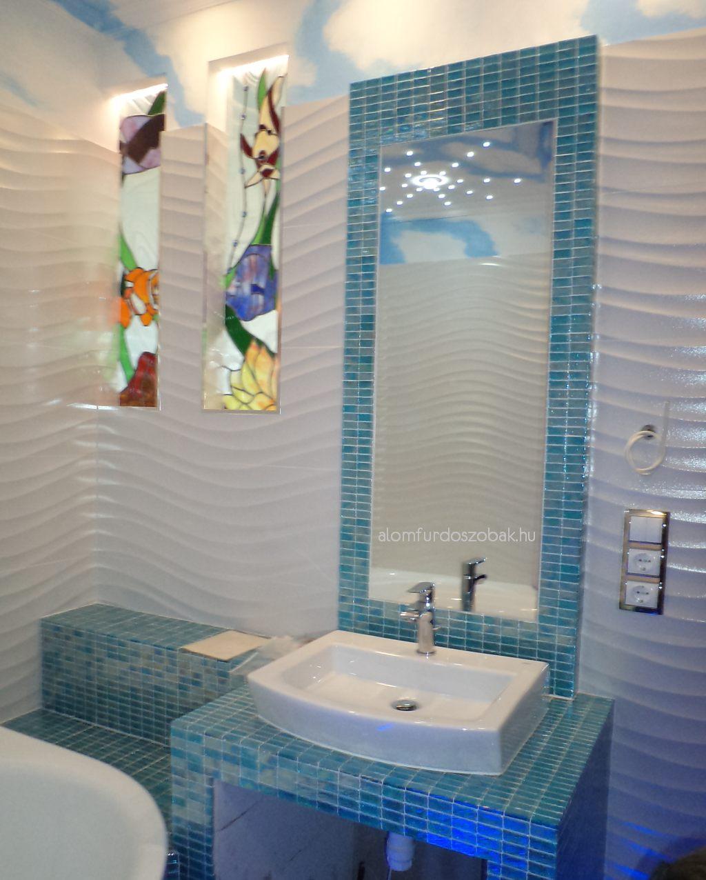 Porcelanosa Qatar: gyerekfürdőszoba szerencsés csillagzat alatt ...