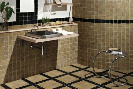 fürdőszoba mozaik kőhatású