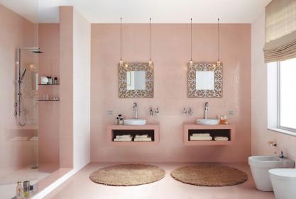 olasz fürdőszoba csempe fap