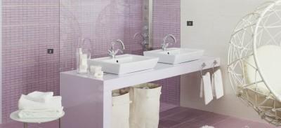 Opoczno Capri vidám fürdőszoba