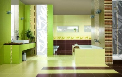 paradyz bambus/bambo fürdőszoba csempe akció