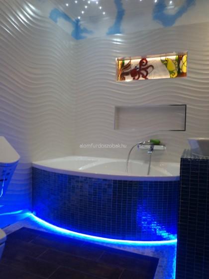 Porcelanosa Qatar gyerekfürdőszoba