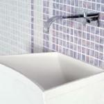 mozaik csempe fürdőszoba trend